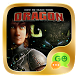 (FREE) GO SMS HOW TO TRAIN YOUR DRAGON THEME by We Themes