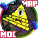 Map & Mod Gravity Falls for MCPE by CRAFTLAB