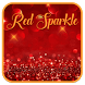 Blinking Red Sparkle by Keyboard and HD Live Wallpapers