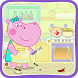 Baby Games for Girls: Cooking School by Hippo Kids Games