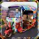 Asian Tuk Tuk Rickshaw Driver by Soft Pro Games