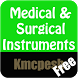 Medical & Surgical Instrument by Kmcpesh apps