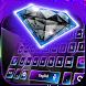 Black Diamond Light Typewriter by Ajit Tikone