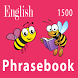 English Phrasebook 1000 Conversations by Madiva