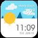 Daily Live Weather Widget εїз by