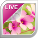 Flowers Live Wallpaper by Ultimate Live Wallpapers PRO