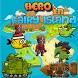 Hero at fairy island by Dream Land Studios