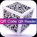 QR Code QR Scanner Barcode Reader by JUNKO MARU