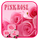 Blush Pink Rose Theme by creative 3D Themes