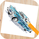 How to Draw Cars 2 by Manishdev