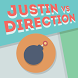 Justin vs Direction by Matteo Gabella