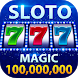 Sloto Magic - Free 777 Vegas Casino Slots