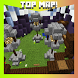 Find the Button. Minecraft map by Barium mobile