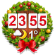 Christmas Clock Widget by Most Useful Apps
