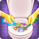 Bathroom Cleaning-Toilet Games by bobolink apps