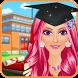 High School Salon - Girls Game by Boo Boo Games