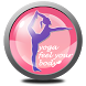 Daily yoga workout- fitness