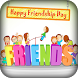 Friendship Day Images - Friendship Day Stickers by Android Hunt
