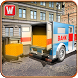 Gold Transporter Crime City by Warm Milk Productions