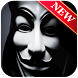 Anonymous Wallpaper by World Wide Wallpaper