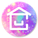 Cute home ♡ CocoPPa Launcher by UNITED, Inc.