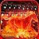 Fire Horse keyboard Theme by Fantasy Keyboard studio
