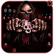 Hell Skull Gun Horror Theme by M Typewriter Theme Studio