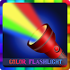 Color Flashlight : Torch LED Flash by Men Hair Style Photo