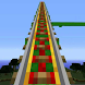 Roller coaster Maps for MCPE by Cool MineApps
