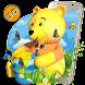 Teddy Bear Cartoon 3D Theme by 3D Themes World