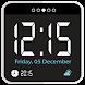 Nightstand Clock by Manishdev