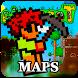 New Maps For Terraria by blachayzxx