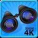 Caméra Zoom Mega 4K by Peter-Dev