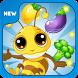 Bees Fruit Brilliant Crush by GaMewa