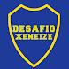 DESAFÍO XENEIZE by AVappDesign