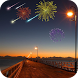 Meteor Shower FireWorks by orchid