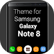 Theme and Launcher for Galaxy Note 8 by Innovative Technology