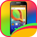 Launcher Theme for Alcatel A30 by Theme land