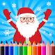 Christmas Drawing Pad - Santa by MStudio Games