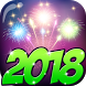 Happy New Year Photo Stickers 2018 by Little Oasis Apps for Kids and Adults