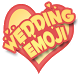 Wedding Stickers & Emoji by Photo Collage Collections