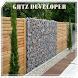 Minimalist Fence Home Design Idea by ghtzdeveloper