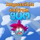 impossible saiyan gum by Dream Land Studios
