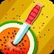 Knife Battle - Hit the target by TooDoo Studio