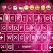 Cute Pink Emoji Keyboard theme by GOHO Dev Team