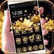 Golden stars Theme gold deluxe by Wonderful DIY Studio