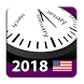 2018 US National Holiday Calendar AdFree + Widget by Rhappsody Technologies