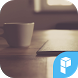 AfternoonCoffee launcher theme by SK techx for themes