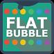 Flat Bubble by Indie Kiwi