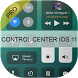 iControl - Control Center style OS 11 Phone X Pro by Young Bin